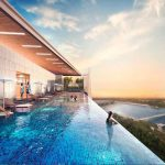 The Peak infinity pool